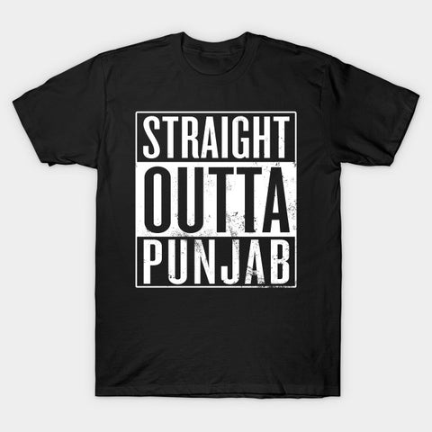 Staright Outta Punjab