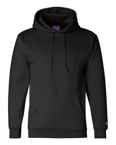 Champion hoodied sweatshirt