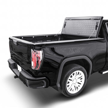 Ford F-250 Flip Back Hard Trifold Cover