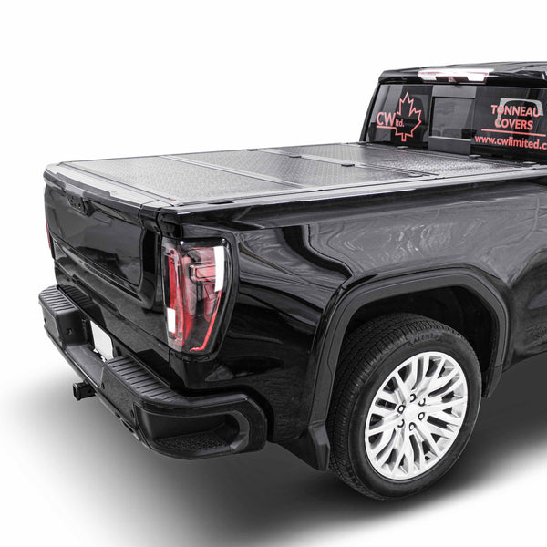 GMC Sierra 1500 Fold Back Cover