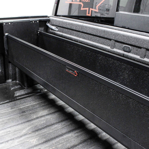 Ford F-150 Fold Back Toolbox