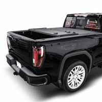 Toyota Tundra Low Profile Hard Trifold Tonneau Cover