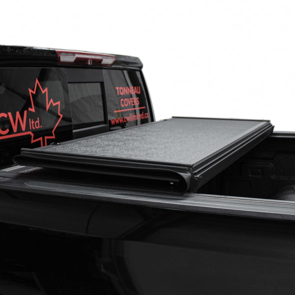 Ford F-150 Low Profile Hard Trifold Tonneau Cover