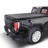 Dodge Ram 1500 Soft Roll Up Velcro Tonneau Cover
