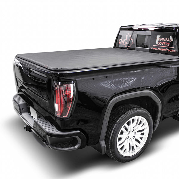 Ford F-150 Soft Trifold Tonneau Cover