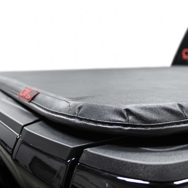 GMC Canyon Soft Trifold Tonneau Cover