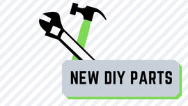 New DIY parts added