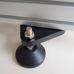 Adjustable Feet - Monitor Stand (complete set)