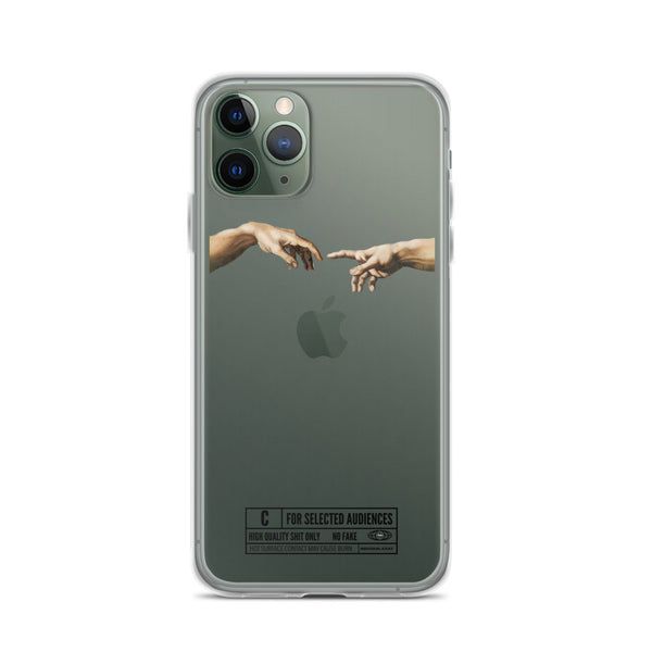 """Touch"" iPhone Case"
