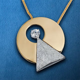Spock's Vulcan IDIC Jewelry Necklace (Star Trek: The Original Series)
