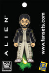 Arthur Dallas from Nostromo Collectible Pin (Alien)