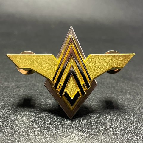 Elite Flight Wing Pin