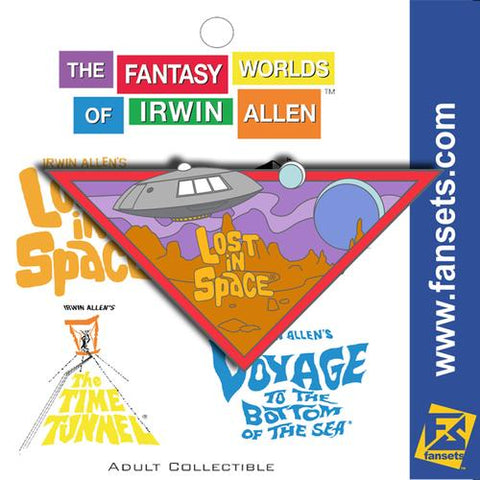 "The Fantasy Worlds of Irwin Allen Collectible Pin - ""Lost in Space"" (Pin 2 of 4)"
