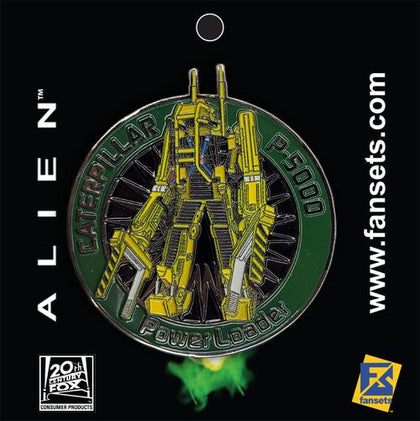 Power Loader Collectible Pin (Aliens)