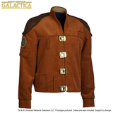 BATTLESTAR GALACTICA Colonial Warrior Jacket Replica