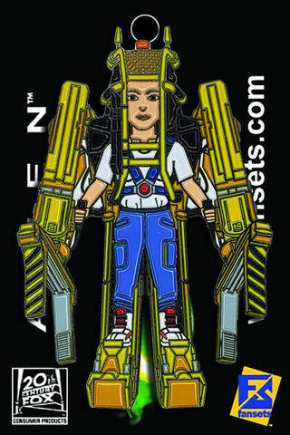 Ellen Ripley in Power Loader Collectible Pin (Aliens)