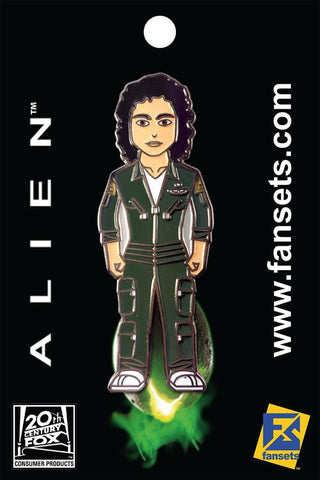 Ellen Ripley from Nostromo Collectible Pin (Alien)