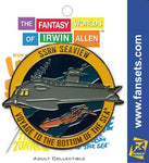 Irwin Allen's SSRN Seaview Vehicle MicroFleet Pin (Voyage to the Bottom of the Sea)