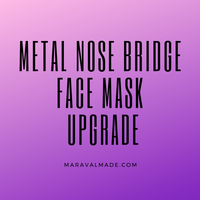 UPGRADE -Metal Nose Bridge