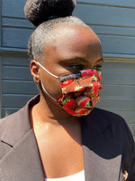 Cloth Face Mask - Dipped
