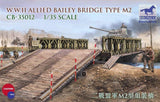 echelle 1/35 Bailey Bridge Type M2 - La bourse des jouets