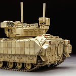 Meng M3A3 U.S. Cavalry Fighting Vehicle Bradley w/Busk III - La bourse des jouets