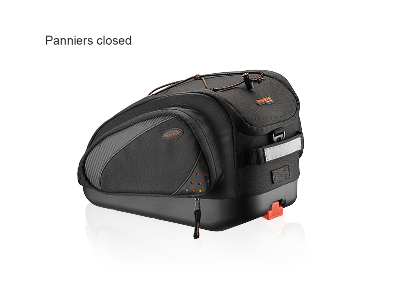 PakRak MultiMount Expandable Commuter Bag IB-BA19