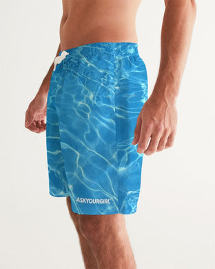 Poolside Swim Shorts