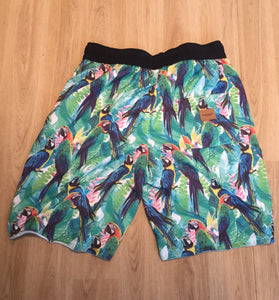 Papagaio shorts