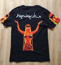Load image into Gallery viewer, Ask your girl arabic fire tee