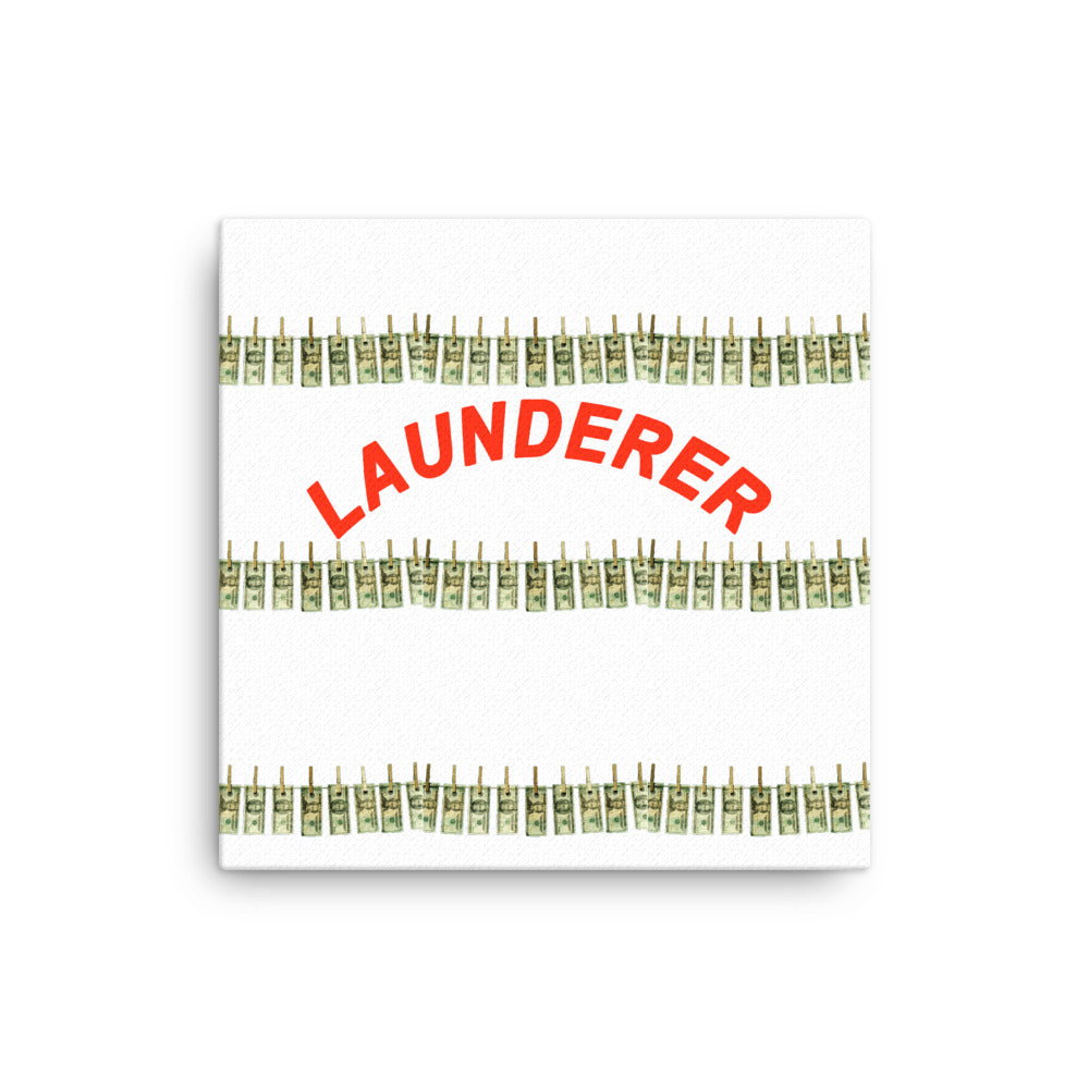 Launderer Canvas