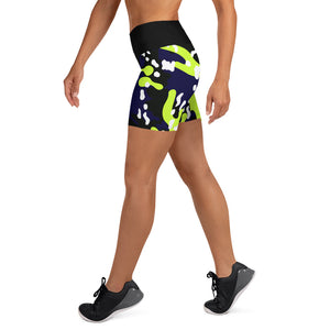 Power Plant Sports Shorts