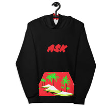 Load image into Gallery viewer, ASK Red Island Hoodie