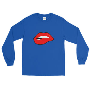 Lips Long Sleeve Shirt
