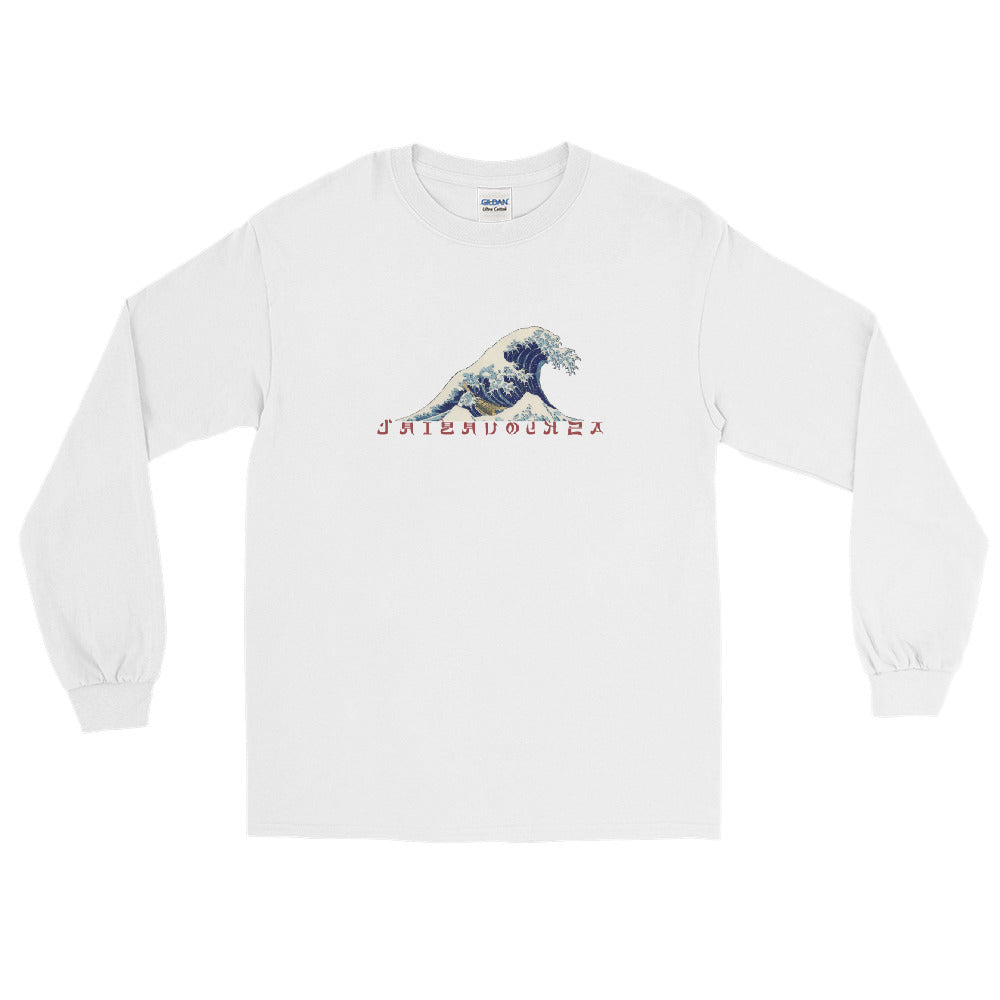 JPN Wave Long Sleeve Shirt