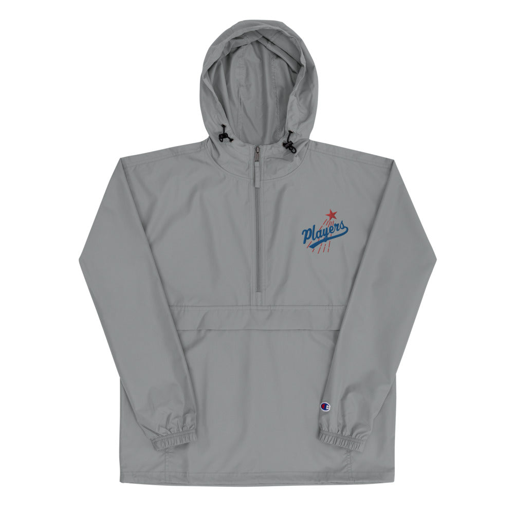 Players Champion Packable Jacket