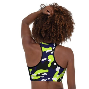 Power Plant Sports Bra