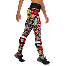 Load image into Gallery viewer, Huichol Leggings