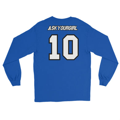 Playmaker long sleeve t-shirt