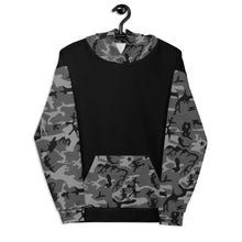Load image into Gallery viewer, Grey Camo Hoodie