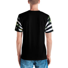 Load image into Gallery viewer, Stripey Palm T-shirt