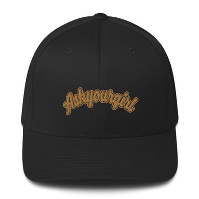 Original Gold Twill Cap