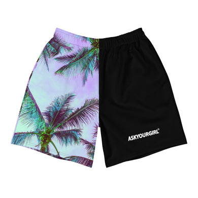 Palm Dreams Weekend Shorts