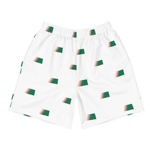 A Speed White Weekend Shorts