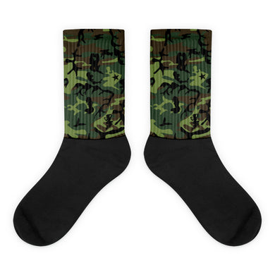 Forest camo Socks