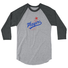 Load image into Gallery viewer, Players baseball shirt