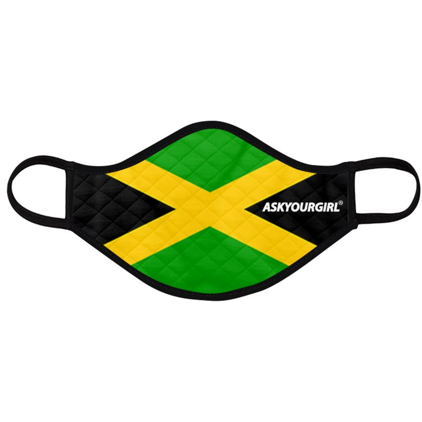 Jamaica Mask 2 pack