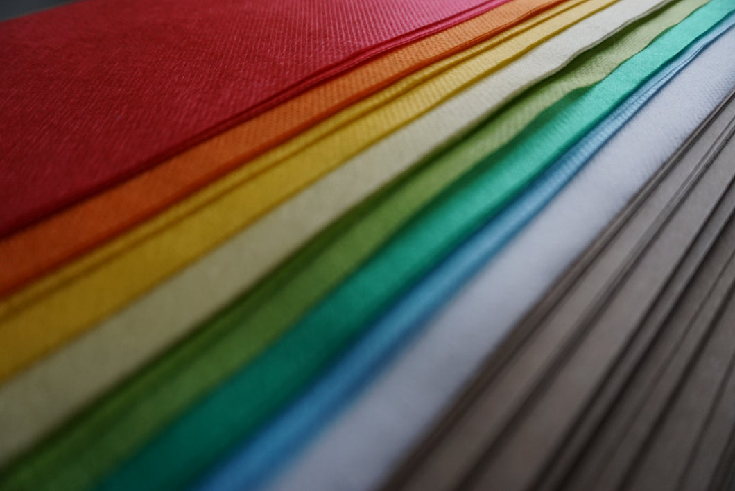 Multicolored Non-woven Fabric Dream Banner Sheets