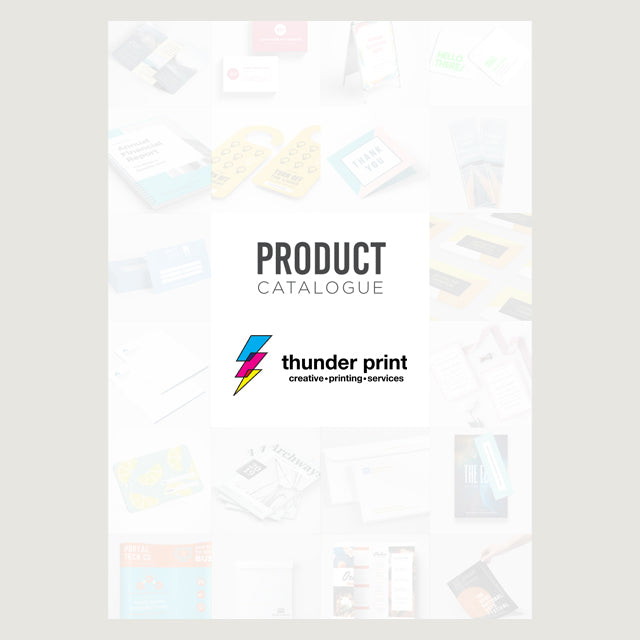 Custom Branded Product Catalogues