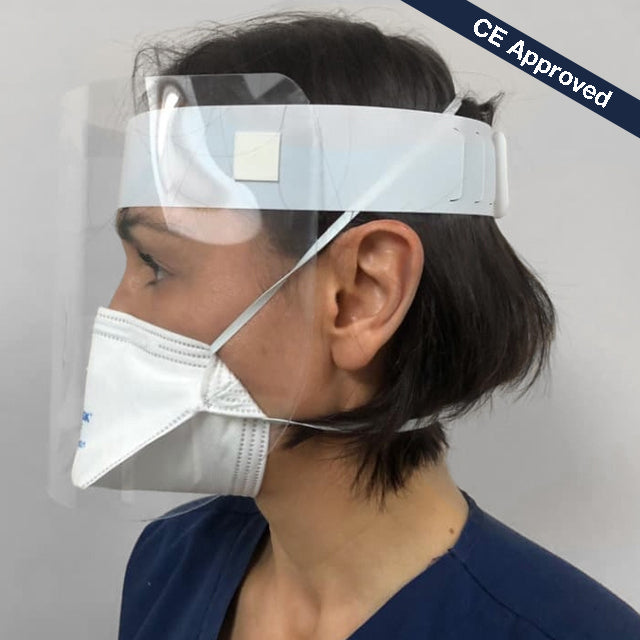 PPE VISORS - CE APPROVED